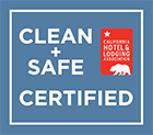 CHLA clean and safe certification