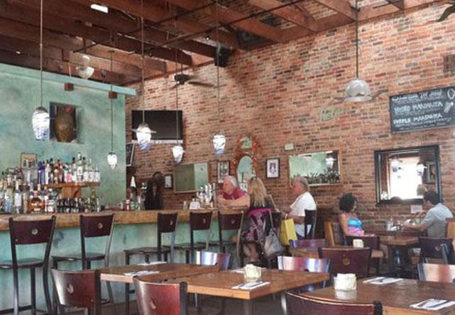 Hydro Grill and Bar Calistoga