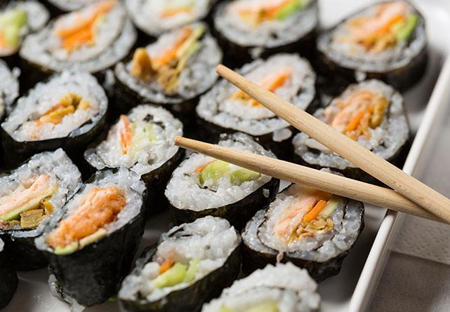 Sushi Mambo