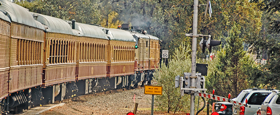 Are children allowed on the Napa Valley Wine Train?