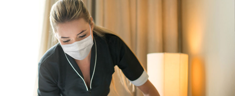 Are face masks required at the resort?