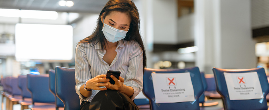 How can I travel safer during the Covid-19 pandemic?