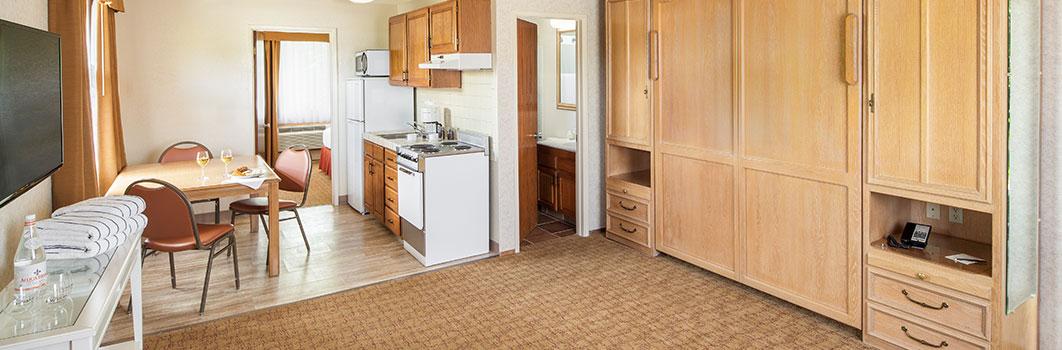 Classico Family Suites at Calistoga
