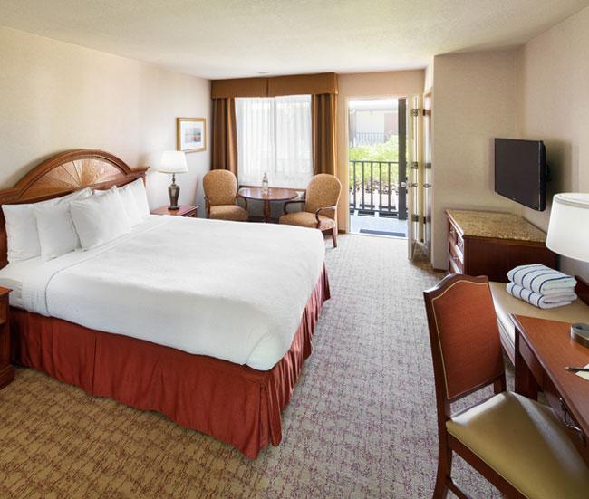 Classico Room at Roman Spa Hot Springs Resort, California