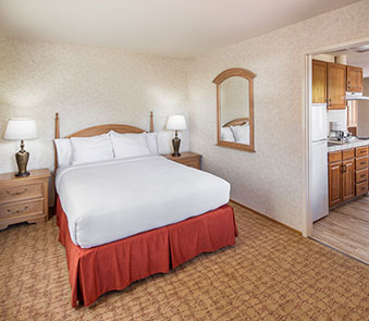 Classico Rooms in Roman Spa Hot Springs Resort, Calistoga