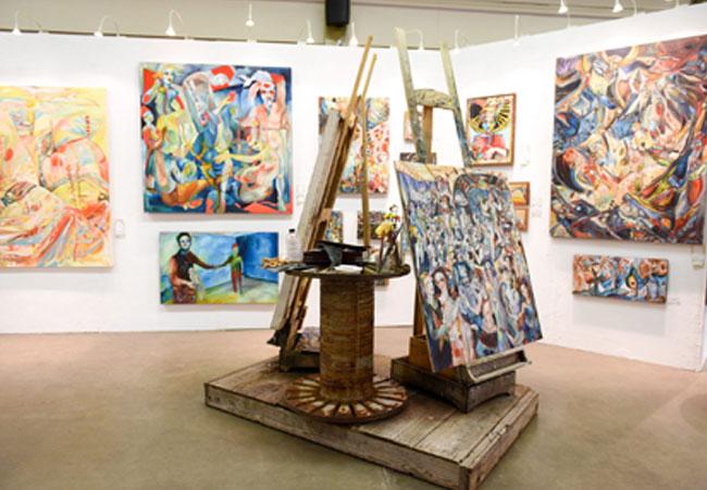 Arts In April in Calistoga