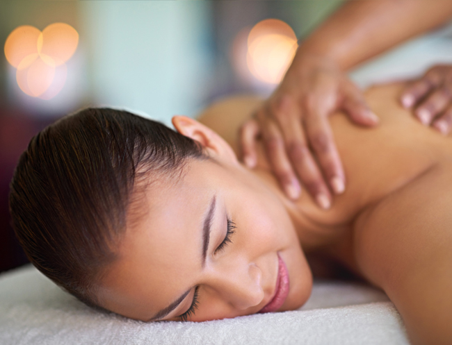 Classic Massage of Resort California
