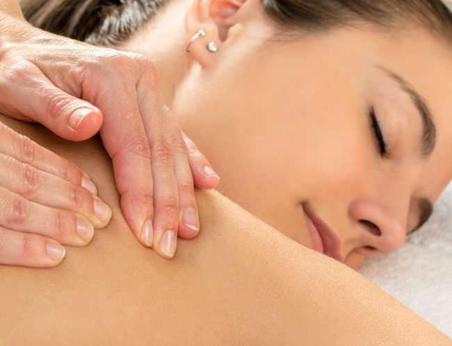 Early Bird Massage Special in Calistoga