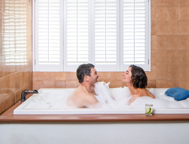 Hot Springs Rejuvenation in Resort Calistoga