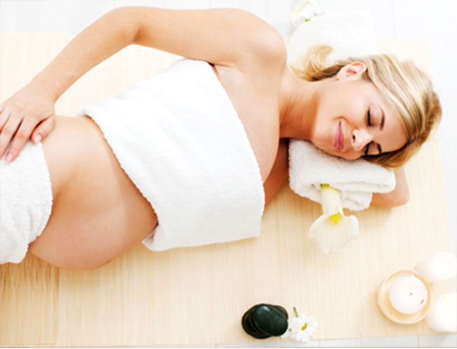 Prenatal Massage of Resort, California