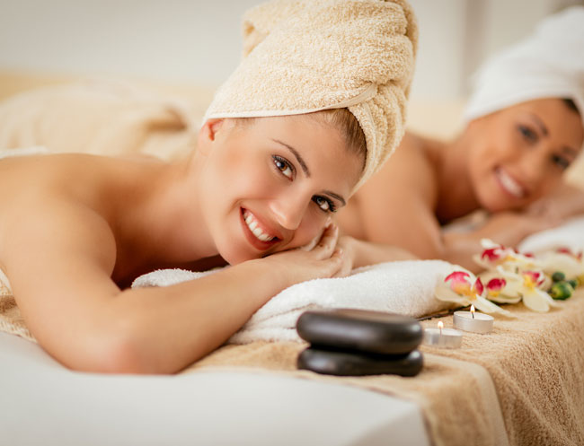 Two For Tuesdays at Roman Spa