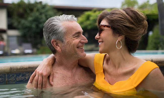 Romantic Weekends at Resort, Calistoga