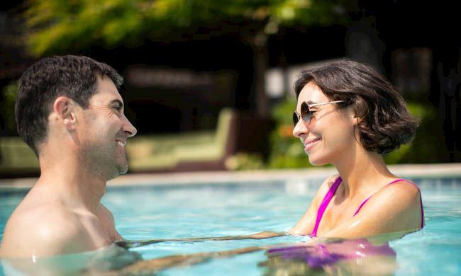 Wine Country Wellness Package of Roman Spa Hot Springs Resort, California