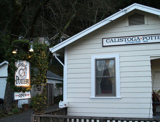 Calistoga Pottery