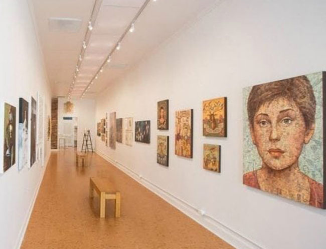Sofie Contemporary Arts at Calistoga