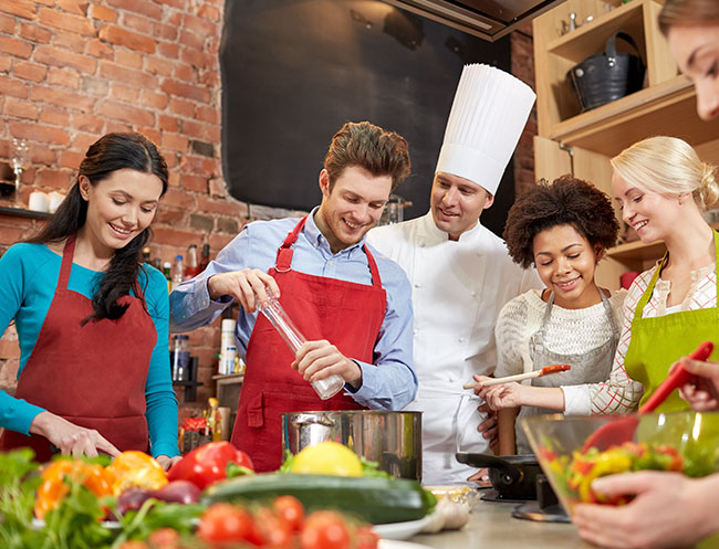 Casa Lana Cooking Classes in California