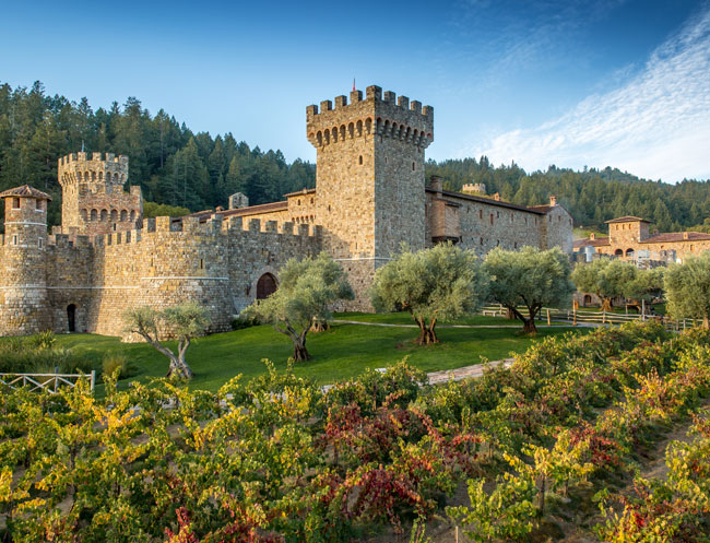 Castello Winery in California