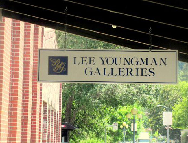 Lee Youngman Galleries at Calistoga