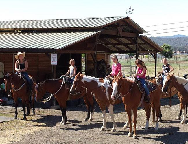 Owen Ranch at California