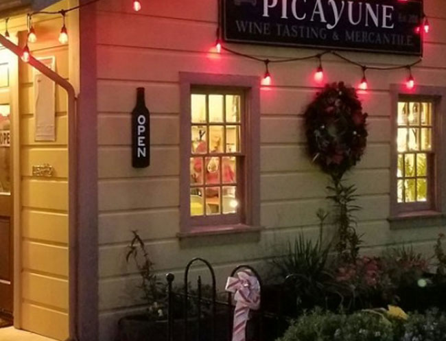Picayune Cellars of Calistoga