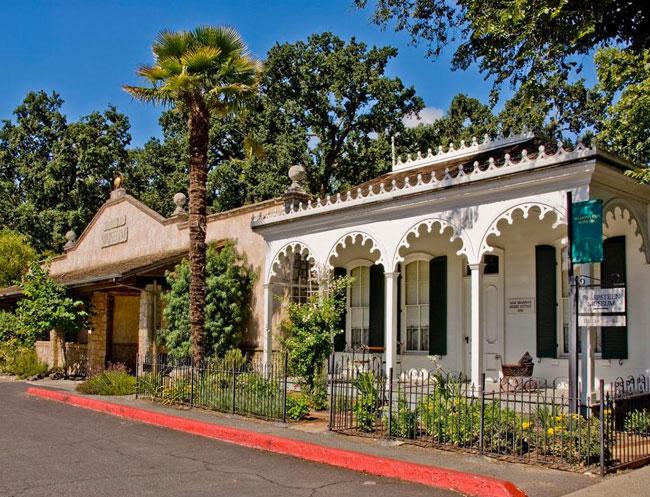 Sharpsteen Museum Calistoga
