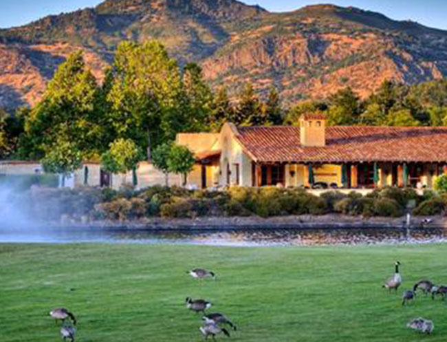 Vintners Golf Course at Calistoga